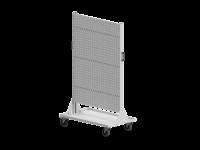 Perforált szerszámtartó fal rendszerkocsihoz
